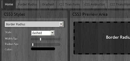 26 Useful CSS3 Online Generators – Sanwebe