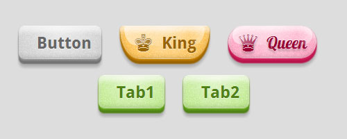 50 CSS3 button examples with effects & animations – Sanwebe
