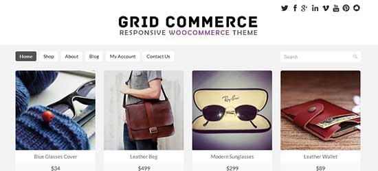 Grid Commerce