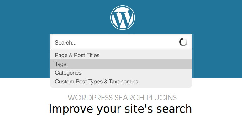 AWordPress Search plugins